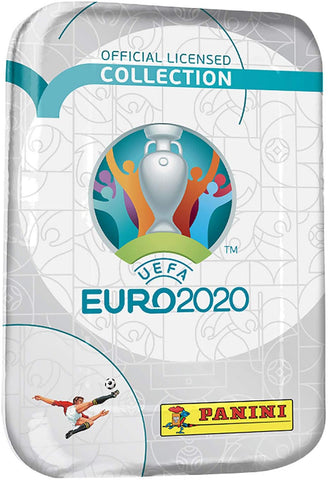 UEFA Euro 2020 Adrenalyn XL Pocket Tin (50 Cartes)