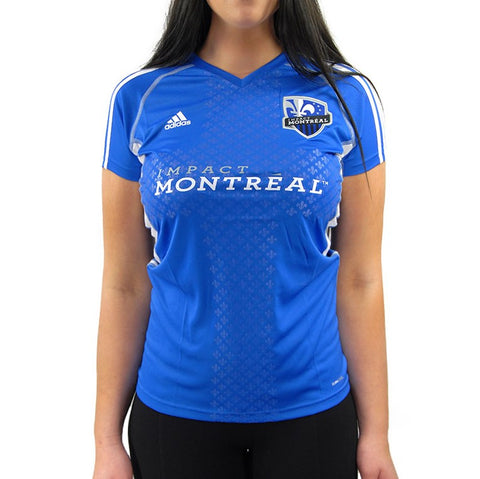 Women's Montreal Impact Home Jersey