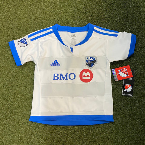 Baby Montreal Impact Away Jersey