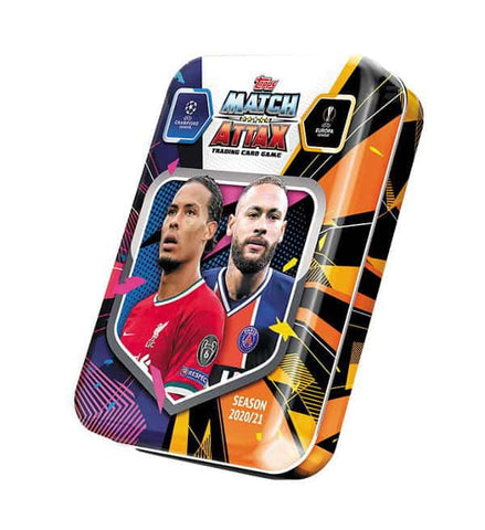 Champions League Match Attax 2020/21 Mini-Tin (45 cartes)