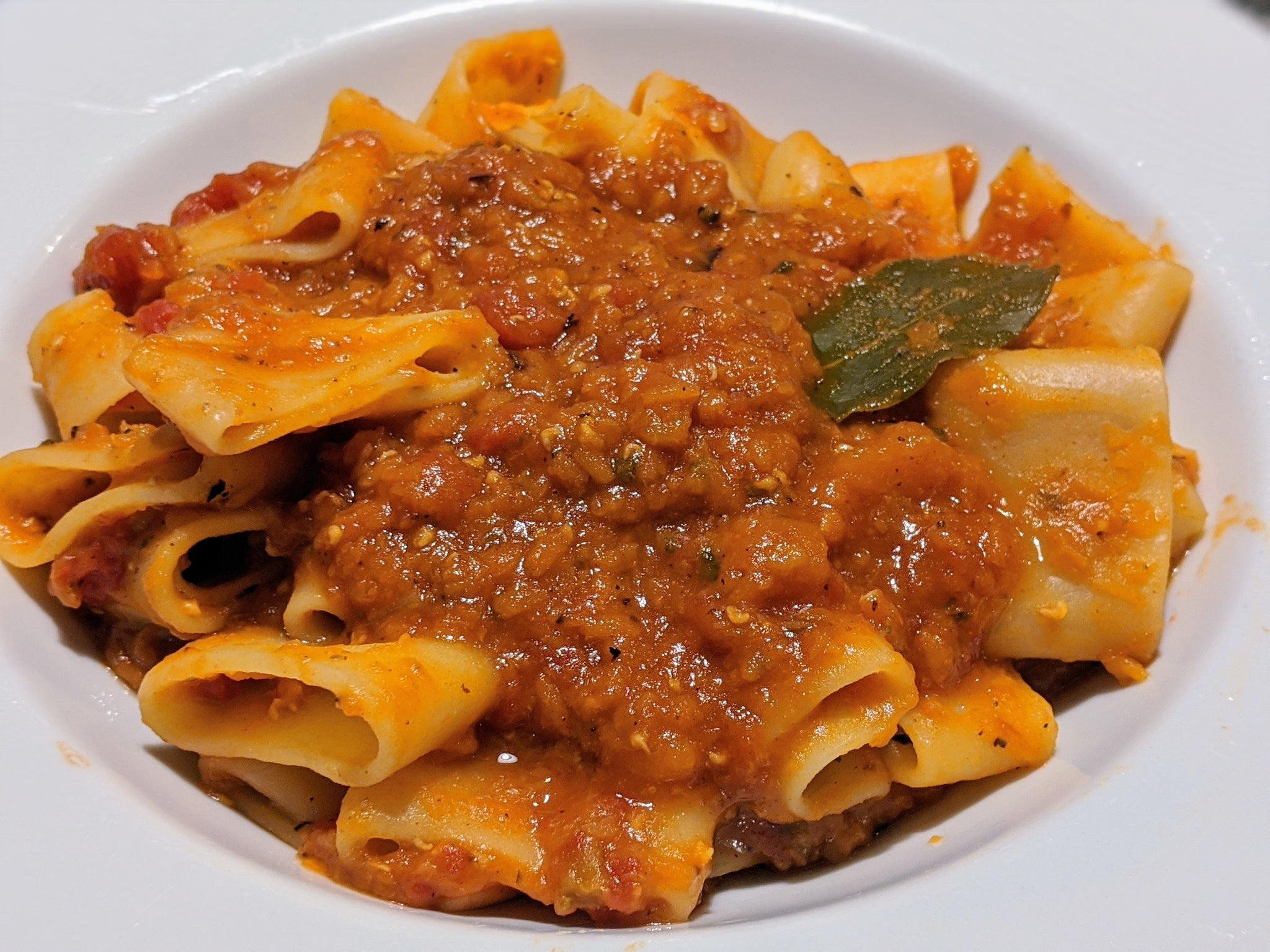 Red Lentils Ragu (Vegan)