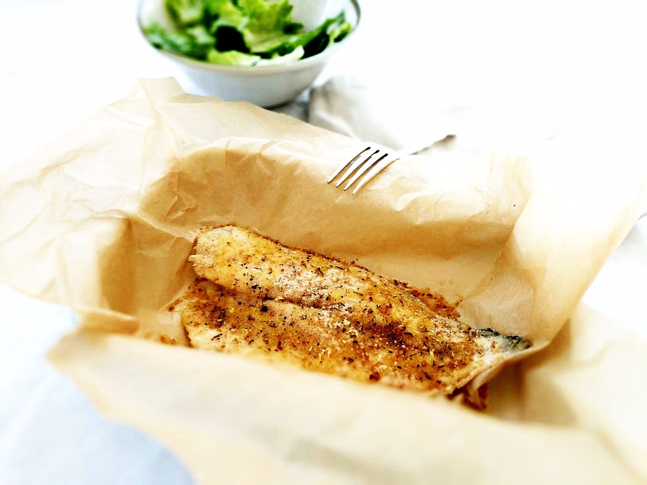 Quick Easy Fish Dinner