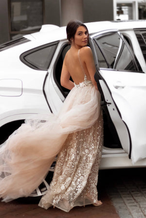 Chanelle Cindy Bridal | Bespoke Event Wear