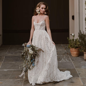 Chanelle Cindy Bridal | Savannah