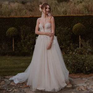 Chanelle Cindy Bridal | Delphyne