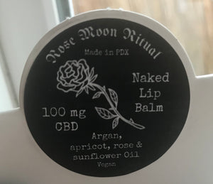 Naked Lip Balm (CBD)