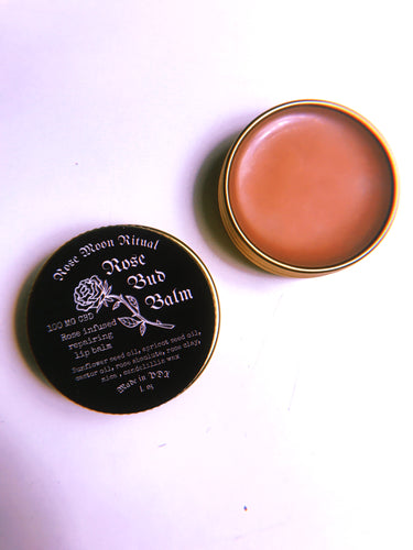 Rose Bud Balm ( Repairing lip treatment )