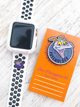 Load image into Gallery viewer, TPCharm - Figment Glitter Passholder READY TO SHIP