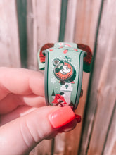 Load image into Gallery viewer, TPCharm - Merry Minnie Glitter Passholder READY TO SHIP