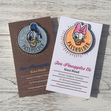 "Load image into Gallery viewer, ""The Donald"" Passholder Pin"
