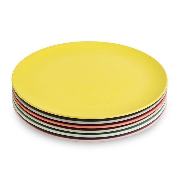 Reusable Bamboo Plates - Medium
