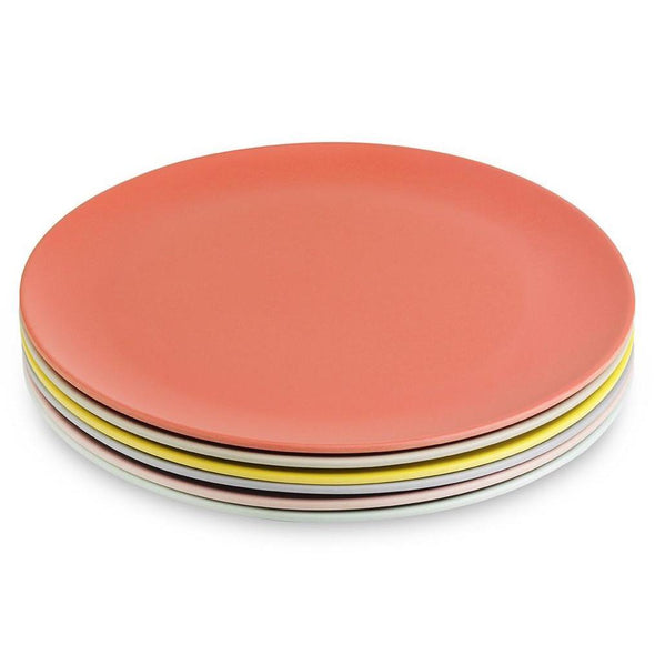Reusable Bamboo Plates - Large