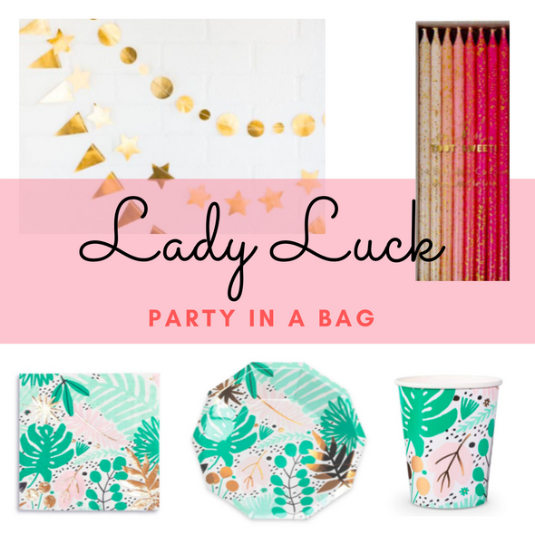 Party in a Bag - Lady Luck