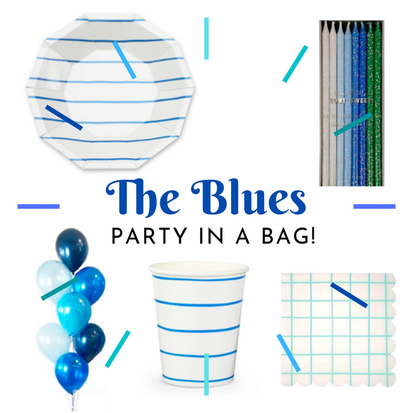 Party in a Bag - The Blues