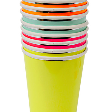 Neon Cups