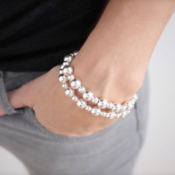 Large ball bracelet - Savi Jewelry