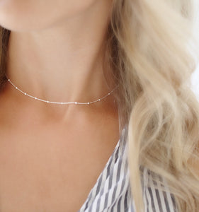 Barely There 2.5mm Necklace