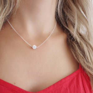 Crystal necklace - Savi Jewelry