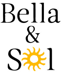 Bella & Sol (the o is a sun)