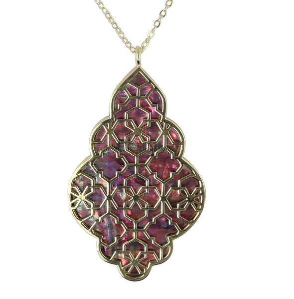 Mariana Pendant Necklace