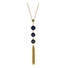 Bianca Tassel Necklace