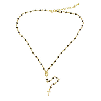 Virgencita Rosario Necklace