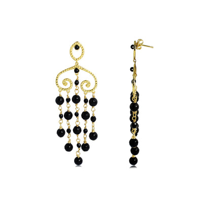 Camila Chandelier Earrings