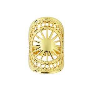 Catalina Sol Gold Ring