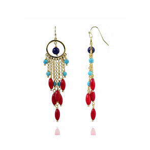 Camila Chandelier Dangle Earrings