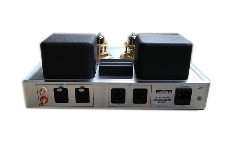 Little Dot MKVIII MK8 SE 12AT7X2 6H30PIX4 Balanced Tube Headphone Amplifier
