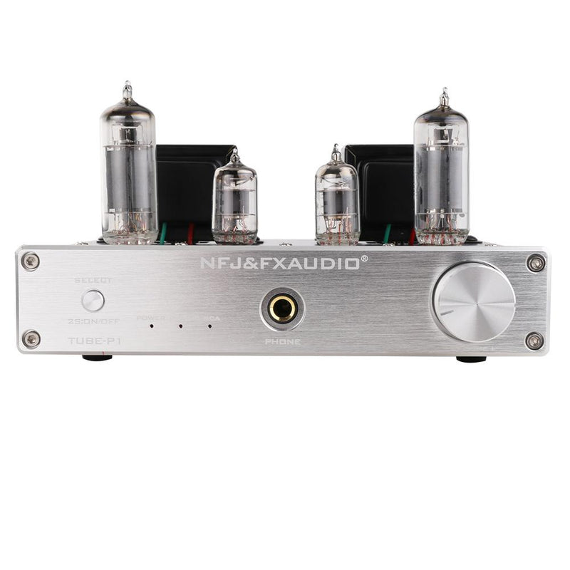 FX-Audio TUBE-P1 HIFI MCU Single Ended Classic A Desktop Power Tube Amplifier