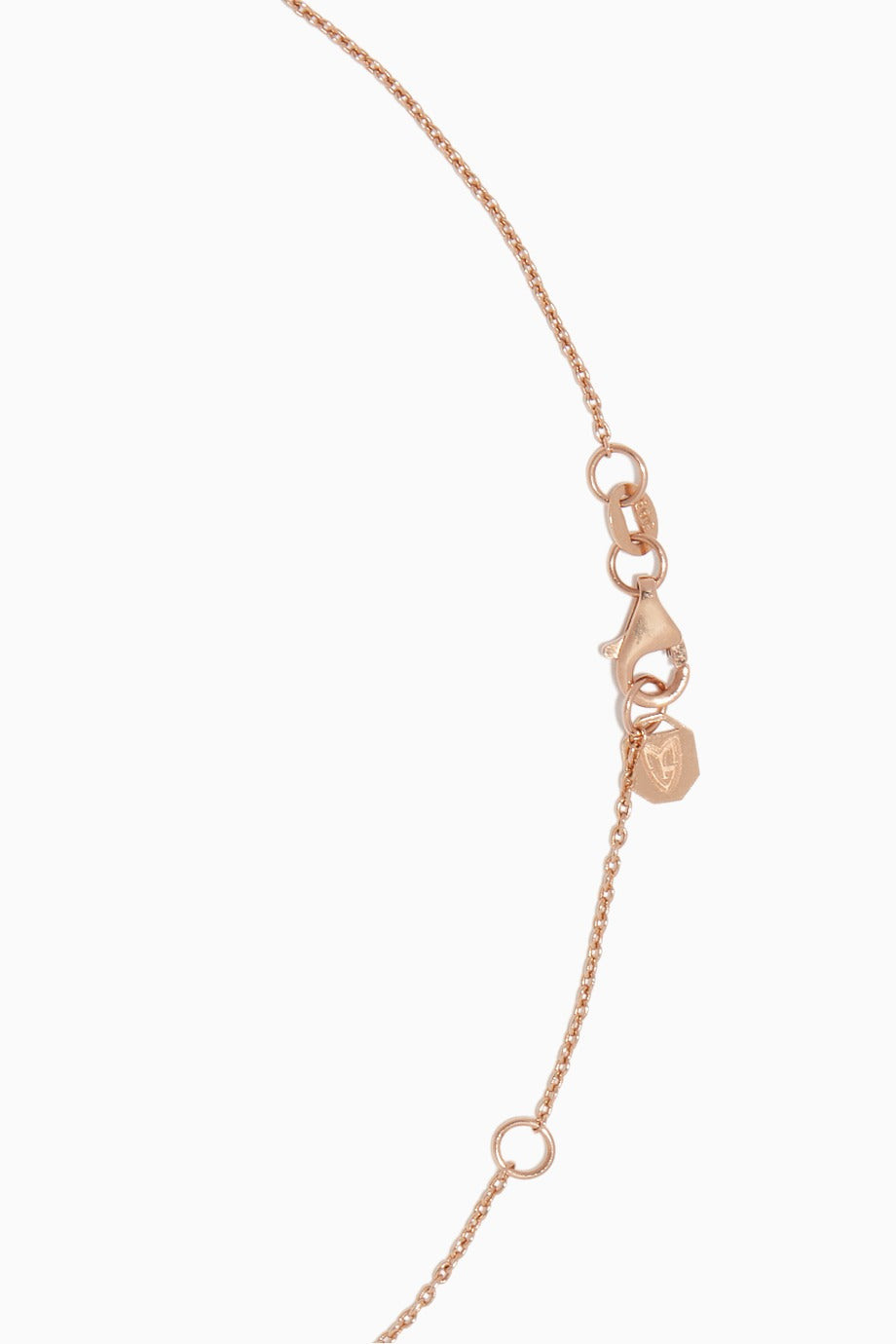MATISSE DIAMOND TASSEL NECKLACE