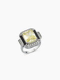 LUNA LUCE YELLOW TOPAZ RING