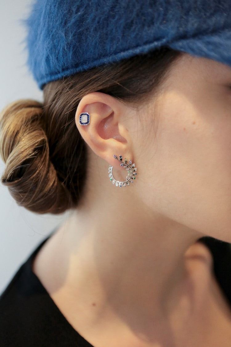 PARIS DIAMOND EARRINGS