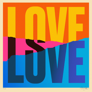 Love Is Love - 2021 (Limited Edition 20)