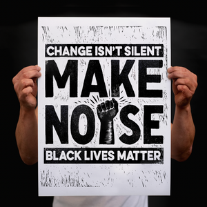 Change Isn't Silent, Make Noise [Free Download]