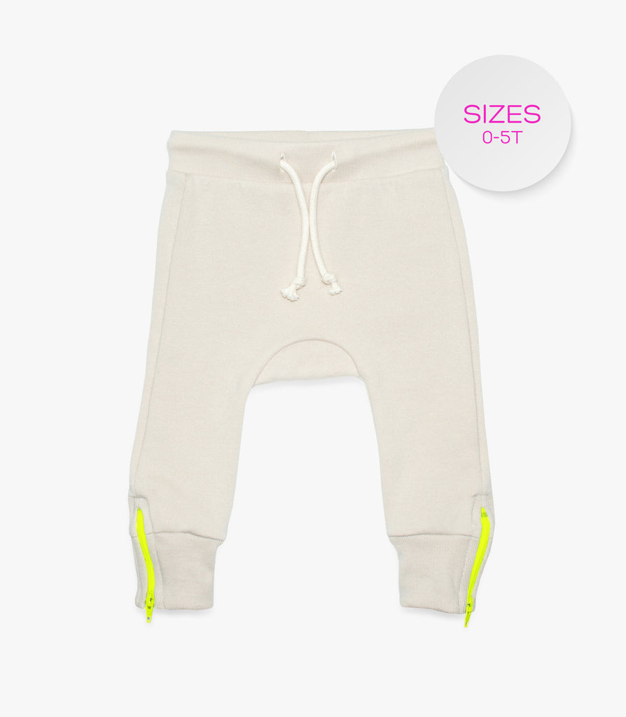 Electric Zip Pants - The Urban Nursery