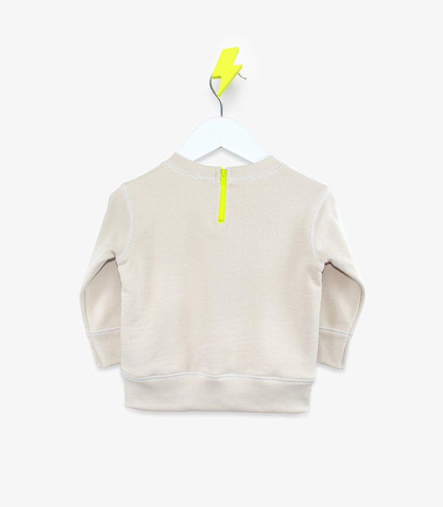 Electric Zip Sweater - The Urban Nursery