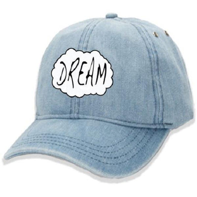 Denim Dream Cap
