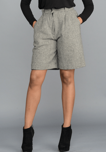 The Mimi Wool Shorts