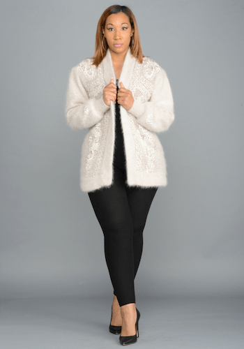 The Pearl Wool Cardigan