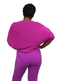 The Fuchsia Wrap