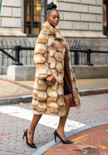 The Faux Coat