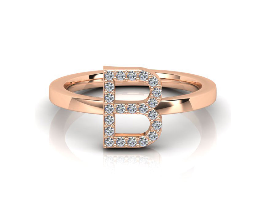 ID Diamond Ring B