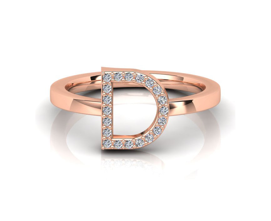 ID Diamond Ring D