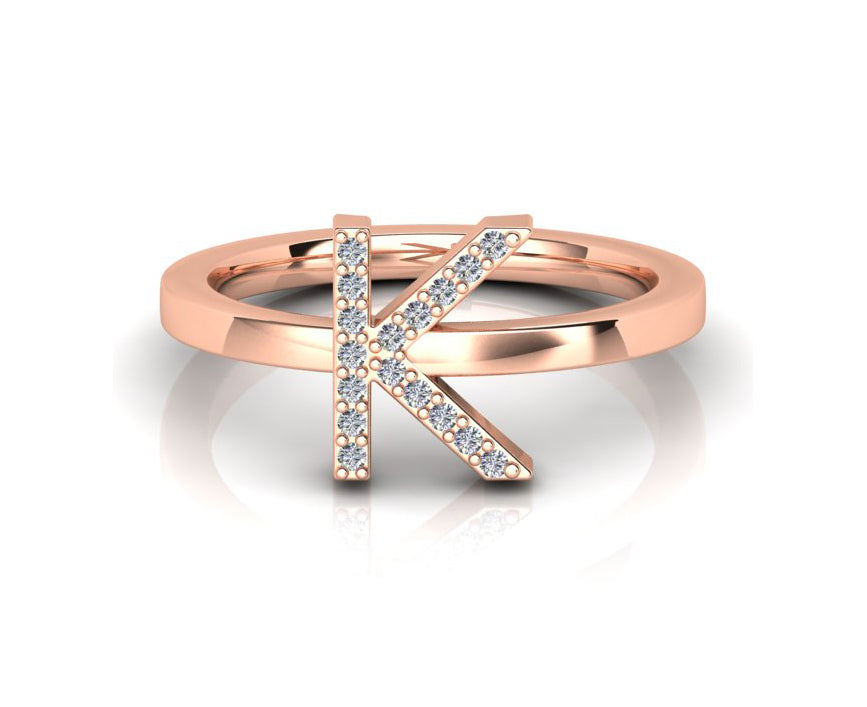 ID Diamond Ring K