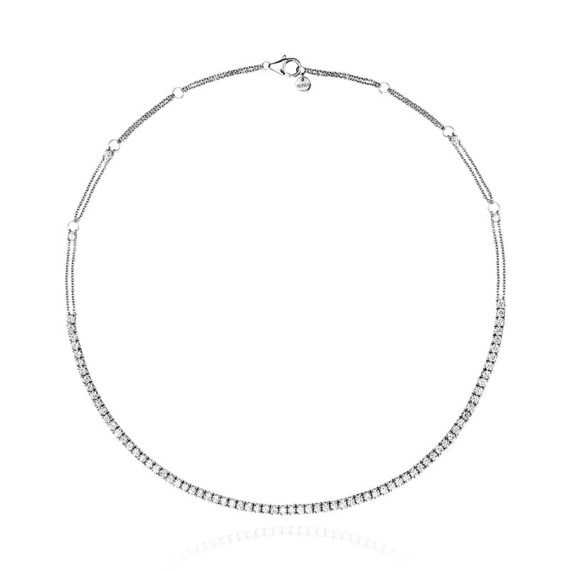 RIVIERA Diamond Necklace 5.5ct