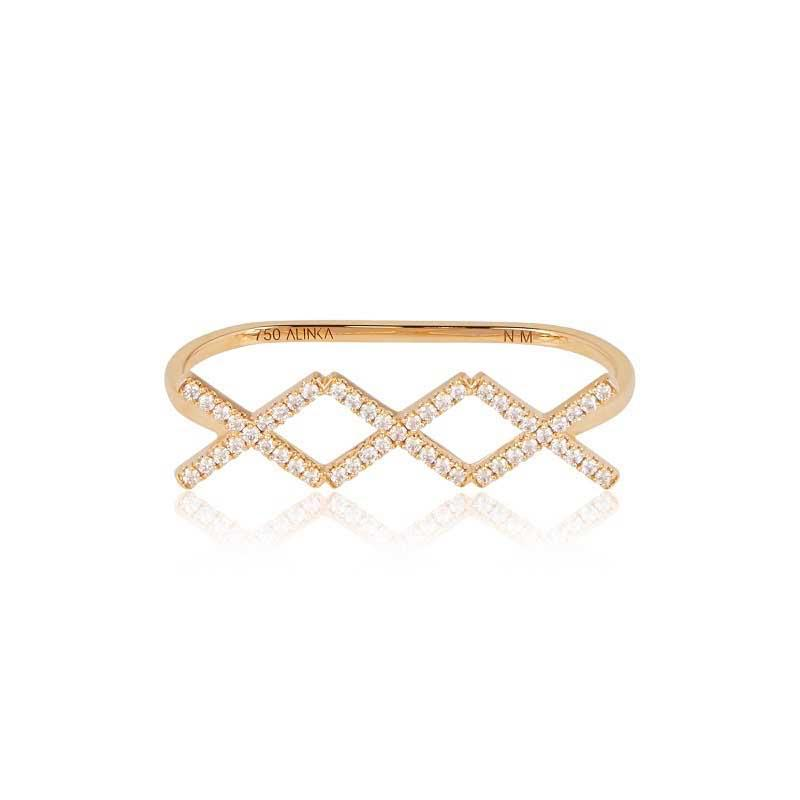 KATIA TRIO Diamond Ring