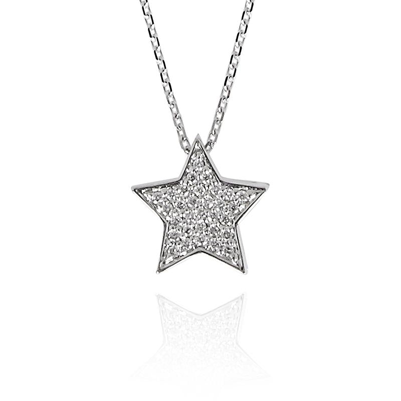STASIA Diamond Necklace