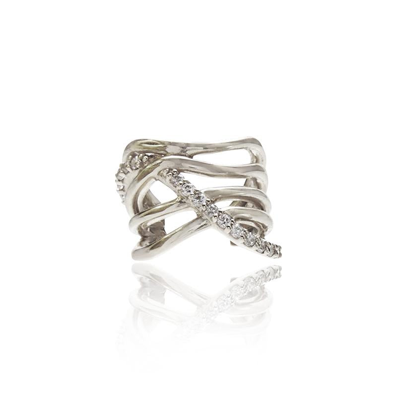 ZOYA Diamond Cuff Earring